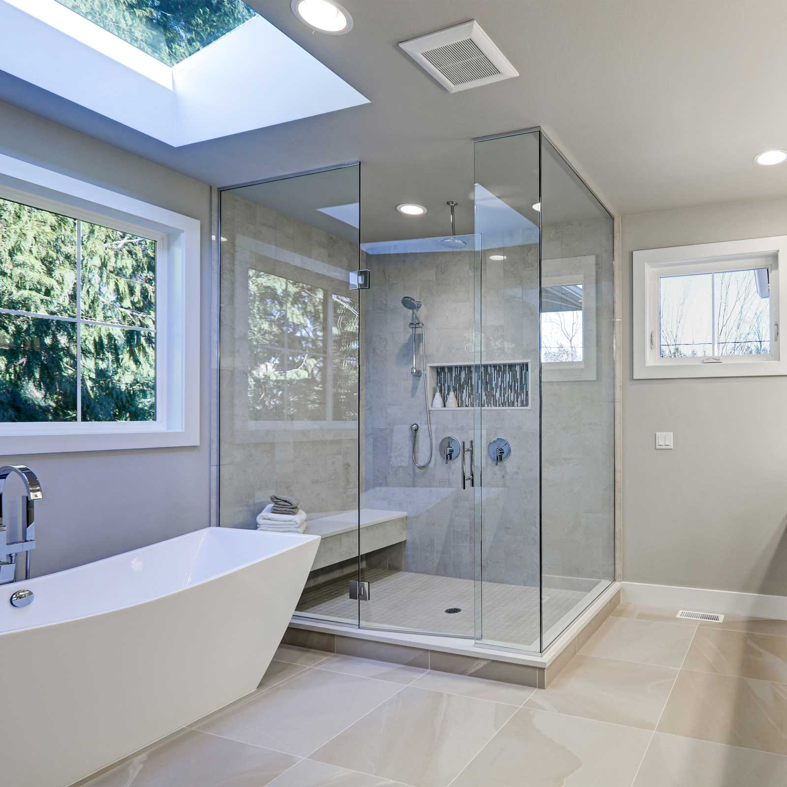 bathroom remodel, quality homes, rochester, ny