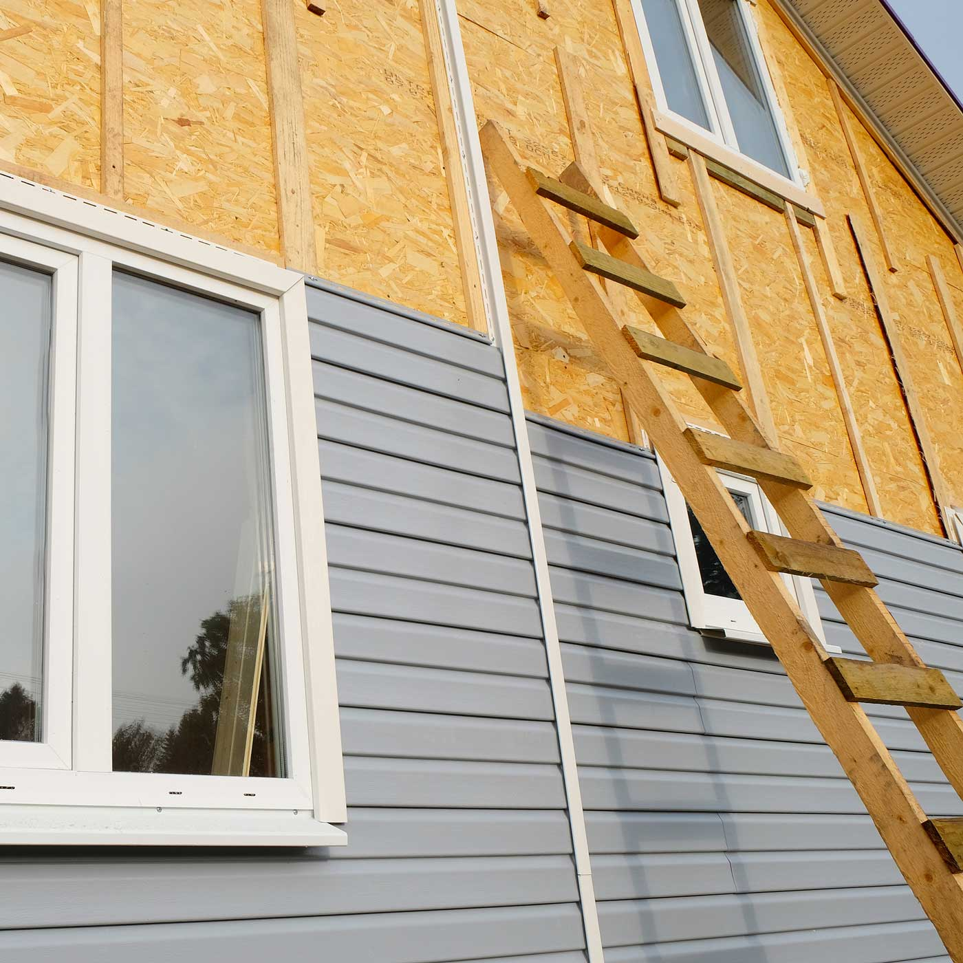 siding installation, quality homes, rochester, ny
